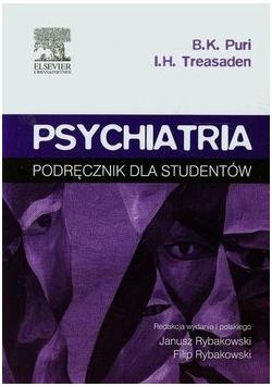 Psychiatria Podręcznik dla studentów Nowa