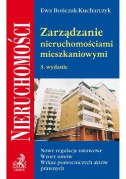 Zarządzanie nieruchomościami mieszkaniowymi