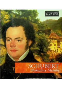 Mistrzowie muzyki klasycznej Schubert Błyskotliwe Melodie CD Nowa