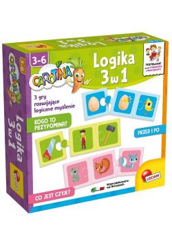 Carotina Logika 3w1