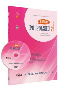 Hurra Po polsku 2 Podręcznik nauczyciela