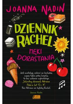 Dziennik Rachel Męki dorastania