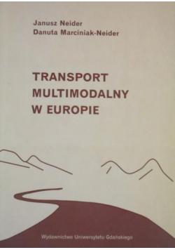Transport multimodalny w Europie