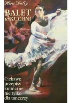 Balet w kuchni