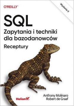 SQL. Zapytania i techniki dla bazodanowców w.2