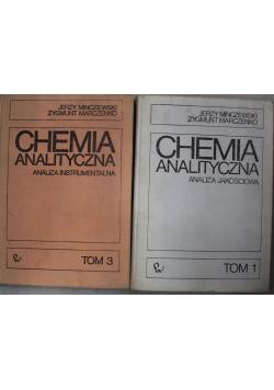 Chemia analityczna 2 tomy