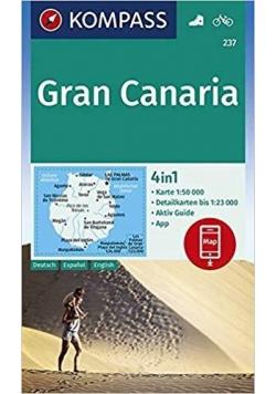 Gran Canaria 1:50 000 w.2019 Kompass