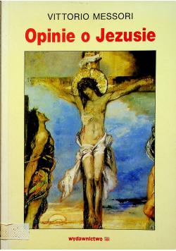 Opinie o Jezusie