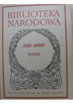 Słowacki Fantazy