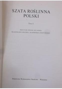 Szata roślinna Polski, Tom I