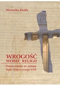 Wrogość wobec religii