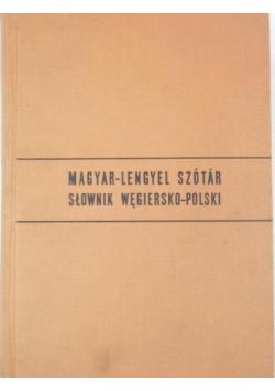 Słownik węgiersko  polski