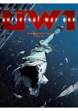 Universal War One. UW1 Wydanie zbiorcze T.2