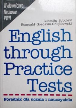 English Through Practice Tests