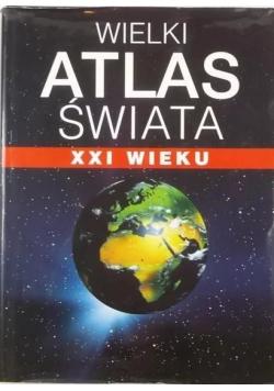 Wielki atlas Świata XXI