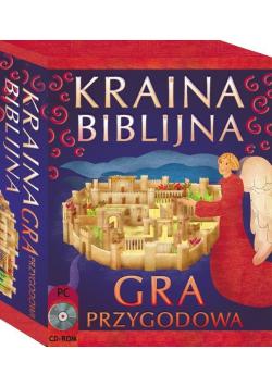 Gra przygodowa -Kraina Biblijna PC CD-ROM