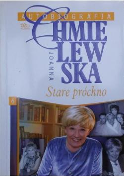 Autobiografia Chmielewska Stare próchno