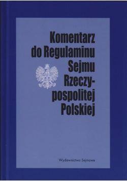 Regulamin Sejmu Rzeczypospolitej Polskiej