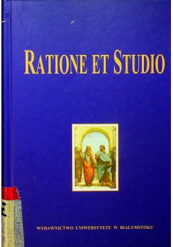 Ratione et Studio