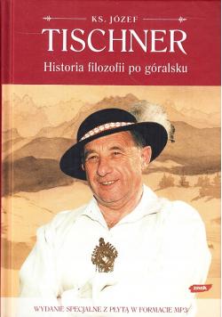 Historia filozofii po góralsku plus CD