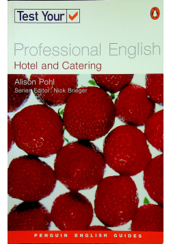 Professional English Hotel and Catering