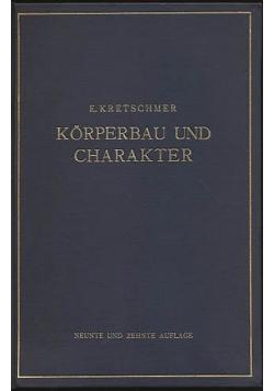 Korperbau und Charakter 1929 r