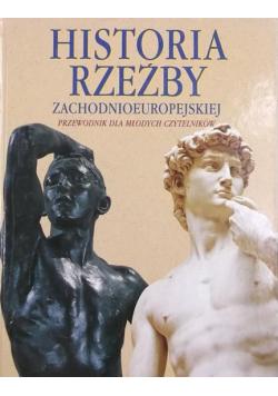 Historia rzeźby zachodnioeuropejskiej