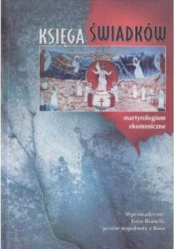 Księga świadków