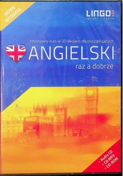 Angielski raz a dobrze CD Nowa