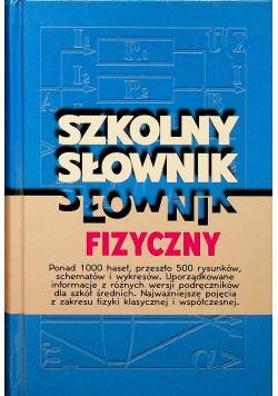 Szkolny słownik fizyczny