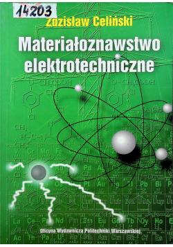 Materiałoznawstwo elektrotechniczne