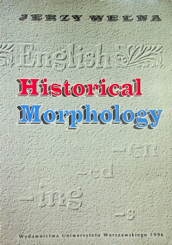 Historical morphology