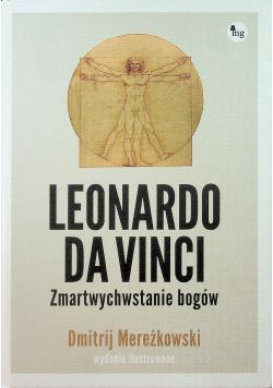 Leonardo Da Vinci Zmartwychwstanie bogów