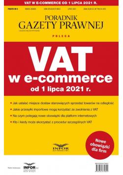 VAT w e-commerce od 1 lipca 2021 Podatki 8/2021