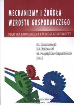 Mechanizmy i źródła wzrostu gospodarczego