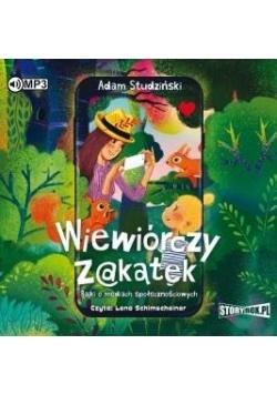 Wiewiórczy Z@kątek audiobook