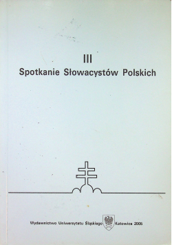 Spotkanie Słowacystów Polskich