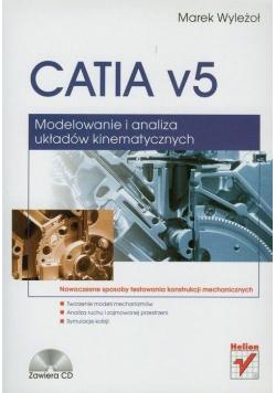 CATIA v5. Modelowanie i analiza układów...