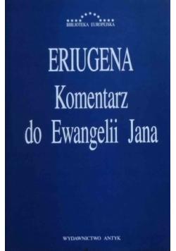 Eriugena Komentarz do Ewangelii Jana
