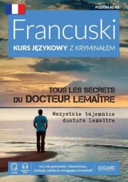 Francuski Kurs językowy z kryminałem