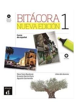 Bitacora 1 Nueva edicion. Podręcznik+ mp3