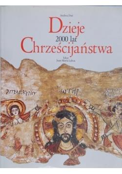 Dzieje 2000 lat Chrześcijaństwa