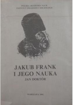 Jakub Frank i jego nauka