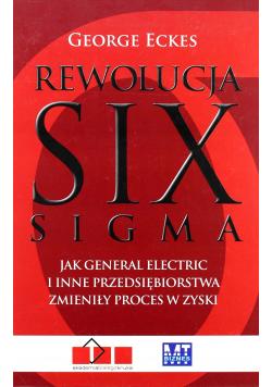 Rewolucja Six Sigma Jak General Electric i inne przedsiębiorstwa zmieniły proces w zyski