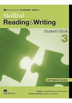 Skillful 3 Reading & Writing SB + DigiBook