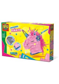 Kreatywna zabawa - Pinata Jednorożec