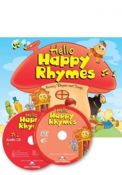 Hello Happy Rhymes PB + CD +DVD EXPRESS PUBL.