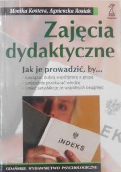 Zajęcia dydaktyczne