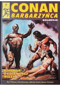 Conan barbarzyńca 7 Koszmar z czerwonej wieży