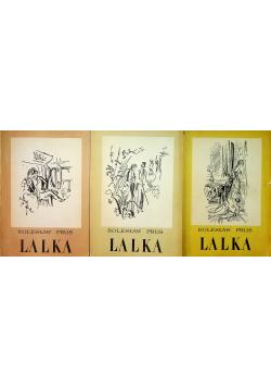 Lalka 3 tomy